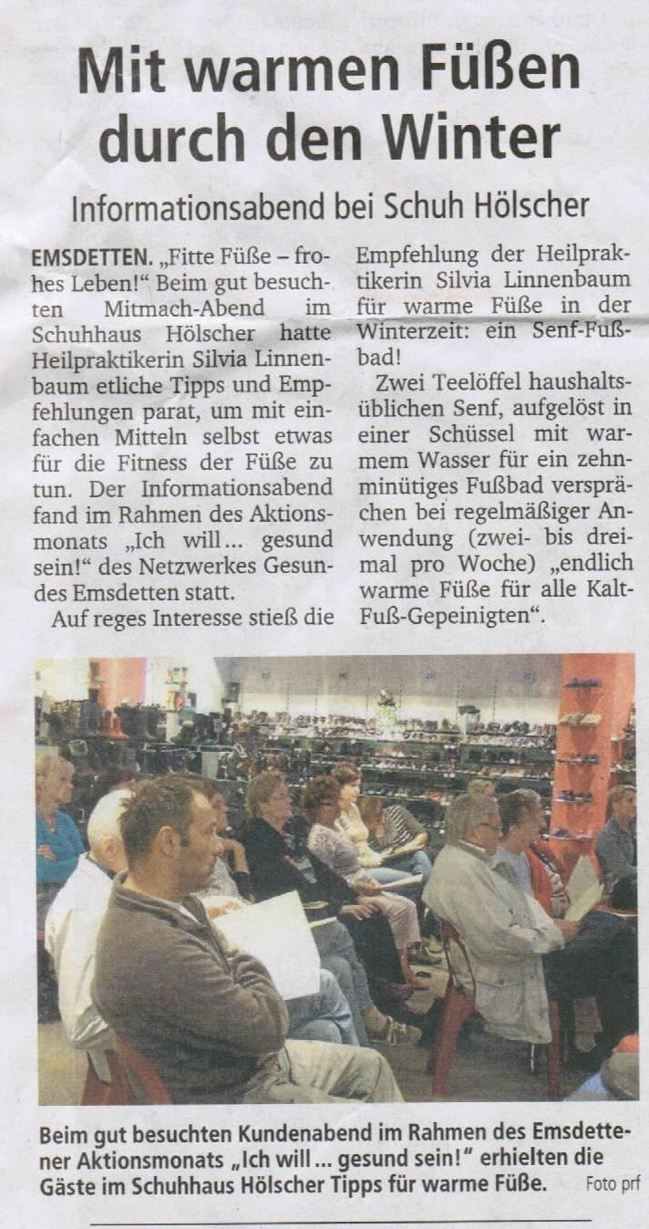 2011 10 07 emsdettener volkszeitung